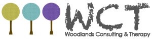Woodlands Consulting & Therapy Logo